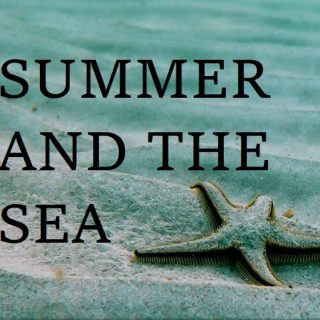 Items from the Summer and the Sea virtual exhibit